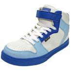 YETIAN 安全靴 N6030MG 白/ブルー NEWカラー ミドルガード