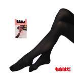 ストッキング stockings レディース 五本指 ブラック 無地 抗菌 防臭 美脚 日本製 国産 / 5本指黒タイツ 80デニール メール便可
