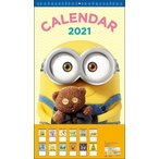 ミニオン カレンダー2021