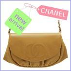 シャネル CHANEL バッグ 財布 チェーンバッグ ハーフムーン A40033