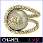 シャネル CHANEL リング 指輪 アクセサリー 新作 11.5号 A85802