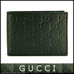 ショッピンググッチ グッチ GUCCI 財布 メンズ財布 二つ折り グッチシマ 黒/ブラック アウトレット 143384