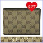 グッチ GUCCI メンズ 財布二つ折り GGクリスタル アウトレット 292534