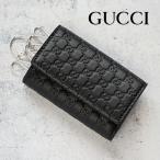 ショッピングGUCCI グッチ キーケース メンズ グッチシマ 6連キーケース 黒/ブラック 150402 アウトレット