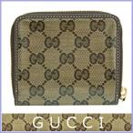 ショッピングGUCCI グッチ 財布 メンズ 二つ折り財布 GGクリスタル アウトレット 346056