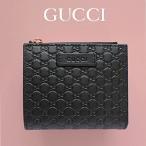 グッチ GUCCI 財布 二つ折り財布 新作 コンパクト ミニ スモール グッチシマ アウトレット 510318