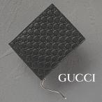 グッチ GUCCI 財布 メンズ マネークリップ グッチシマ 黒/ブラック アウトレット 544478