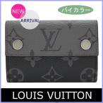 ルイヴィトン LOUIS VUITTON 財布 メンズ 2020 新作 三つ折り財布 ディスカバリー・コンパクト ウォレット M45417