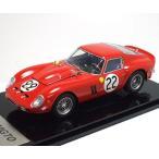1/43 京商 ミニカー フェラーリ Ferrari 250GTO(No.22/ Le Mans 1962 3rd Place)