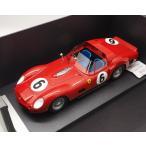 1/18 ミニカー フェラーリ330 ル・マン1962 優勝 Ferrari 330 TRI/LM RHD No.6 24h Le Mans 1962 Winner CMF