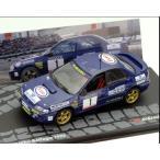 1/43 アルタヤ ミニカー スバルインプレッサ Subaru Impreza #1 Memorial Bettega Rally 1993 C. McRae