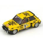 1/43 スパーク ミニカー ルノー Rサンク ターボ Renault R5 Turbo, No.9, 5th Monte Carlo Rally 1982