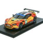 1/43 スパーク ミニカー アストンマーチン Aston Martin V8 Vantage 24h Le Mans 2015