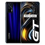 Realme GT 5G (8G+128GB) Dual SIM グローバル版 SIMフリー 5G 携帯電話 Snapdragon 888 リフレッシ