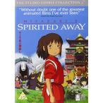 千と千尋の神隠し スタジオジブリ 英語版 Spirited Away DVD