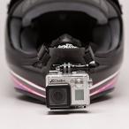 ソプロマウント  SoPro Mounts フルフェイス ヘルメット アクションカメラ アクセサリー POV 顎 マウント モトクロス バイク Gopro用
