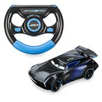 Disney ディズニー ラジコン Jackson Storm Remote Control Vehicle Cars 3 並行輸入品