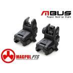MAGPUL MBUS 1 タイプ・フロント&リアフリップアップサイトセット