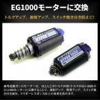 EG1000モーターへの交換