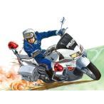 フジミ 1/12  Honda VFR800P 白バイ 【バイクシリーズ No.4】【Bike-4】