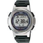 CITIZEN(シチズン)腕時計 SOLARMATE (ソーラーメイト) 電波ソーラー デジタル表示 クロノグラフ 10気圧防水 シルバー MHS5-300 メンズ