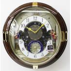 送料無料★セイコークロック からくり時計 壁掛け時計 RE816B