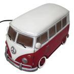【LED】ナイトランプ カーライト バス レッド WIN0010