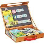 英語 アルファベット 磁石 パズル マグネット 知育玩具 ABCパズル動物の名前