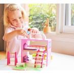 木製ドールハウスセット 3歳 4歳 5歳 女の子 おもちゃ 誕生日 プレゼント
