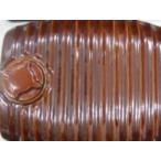 ショッピングゆたんぽ ゆたんぽ、信楽焼き、茶色 陶蓋小判型、260x220xH120 ラジウム鉱石を釉薬に混ぜて焼き上げた 特殊な信楽焼きです