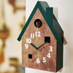 アネン Annen インターフォルム interform CL-9892 壁掛け時計 小鳥 振り子時計 おしゃれ