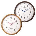 電波時計 シチズン CITIZEN シンプルモードミニ 4MYA23-006 4MYA23-007 壁掛け時計 おしゃれ