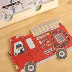 Ed Inter エド インター のぞいてみよう Go Fire truck 売れ筋 木のおもちゃ 木製 木育 知育玩具 出産祝い