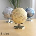 22%OFF 地球儀 GLOBE Sサイズ 世界地図 置物 カラフル 子供用 インテリア 雑貨 アンティーク レトロ 小さい 回る かわいい