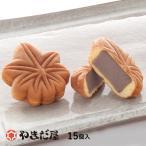 もみじ饅頭のやまだ屋 広島土産 もみじ饅頭(こしあん)15個入