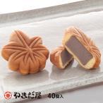 もみじ饅頭のやまだ屋 広島土産 もみじ饅頭(こしあん)40個入