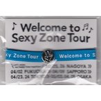 Sexy Zone Welcome to Sexy Zone Tour 公式グッズ 会場限定 ヘアゴム 大阪