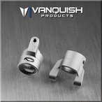 Vanquish Axial Wraith / XR10 C-hubs Grey Anodized - VPS02020