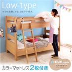 2段ベッド ベッド ベット 2段ベット 二段ベッド picue regular ピクエ・レギュラー カラーメッシュマットレス2枚付き ニトリ イケア IKEA 家具好きに