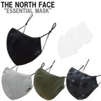 THE NORTH FACE ノースフェイス ESSENTIAL MASK エッセンシャルマスク 【衛生用品のため返品交換不可】