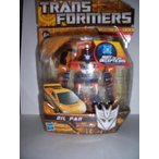 トランスフォーマー フィギュア Transformers Hunt for the Decepticons Scout Class Action Figure Oil Pan 並行輸入品