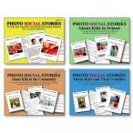 トイストーリー フィギュア Photo Social Stories Card Set of 4 by Childswork / Childsplay 並行輸入品