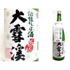 【クール発送】大雪渓 どぶろっくん 活性にごり酒 1.8L