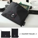 2nul イナル [2nul]Passport Trailer パスポートケース/旅行用品/韓国雑貨