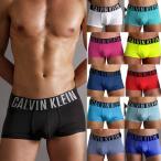 製造終了のため在庫限り カルバンクライン Calvin Klein ローライズ ボクサーパンツ INTENSE POWER Microfiber Low Rise Trunk 男性下着 メンズ 下着