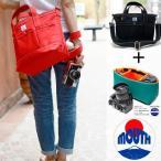 送料無料 日本製 帆布カメラトートバッグとインナーケースセット