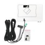 トヨタ ワンセグ GPSフィルム アンテナ&コード セット