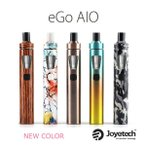 電子タバコ VAPE スターターセット Joyetech ego AIO リキッド付 電子たばこ 送料無料