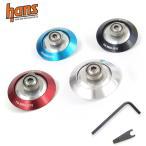 HANS社製 ヘルメットクリップ FIA8858-2010 (新規格) 1セット