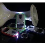 LED ボトルオープナー キーホルダー